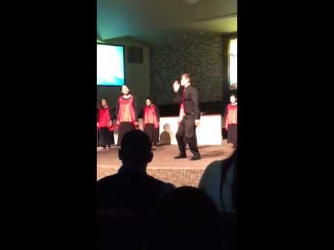 """Hands of Praise""Apostolic Tabernacle-Merced"