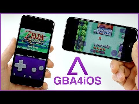 comment installer gba4ios