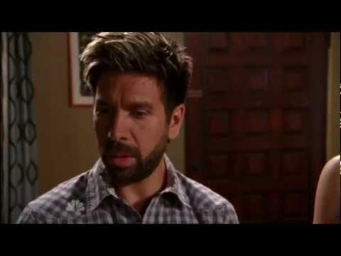 Chuck S05E03 HD | Hotel Lights -- Through the Crowd