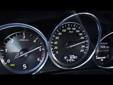 Need For Speed? / Mazda CX-5 2.2L Diesel / Top Speed Test