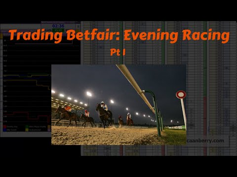 Trading Betfair: Evening Horse Racing