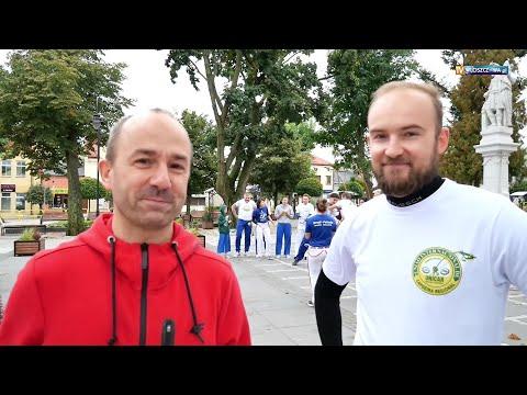 Capoeira w Domu Kultury we Włoszczowie