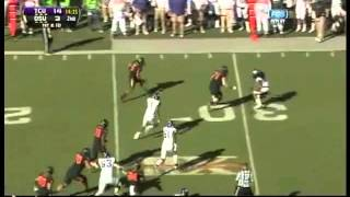 Elisha Olabode vs Oklahoma State (2012)