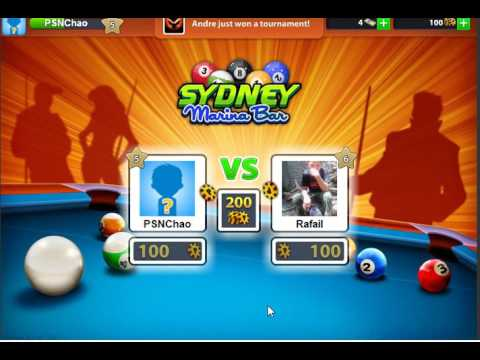 [Y8 FLASH GAME] 8 Ball Pool Multiplayer (Snooker Online Game) - Gameplay P.8