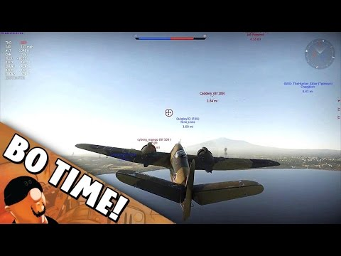 War Thunder - Beaufighter