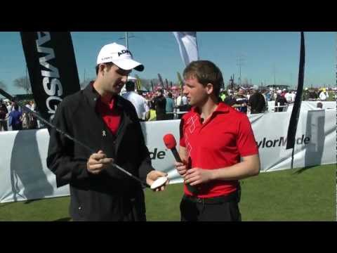 Adams Golf Super S Hybrid Interview – 2013 PGA Merchandise Show- Today's Golfer
