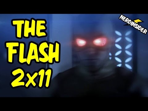 The Flash Season 2 Episode 11 REACTION And REVIEW