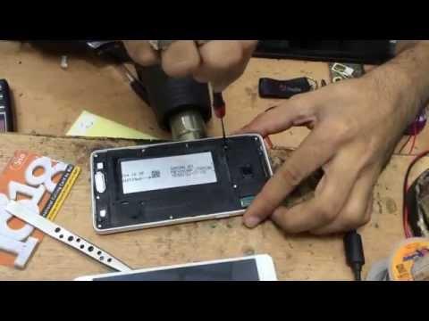 Display Reparatur bei Samsung Galaxy A5 A500M