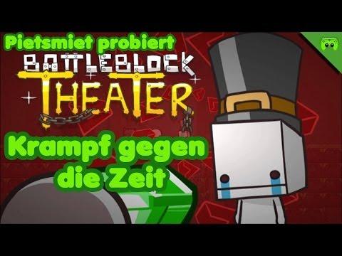 BattleBlock Theater # 2 - Krampf gegen die Zeit «» Pietsmiet probiert BattleBlock Theater | FULL-HD
