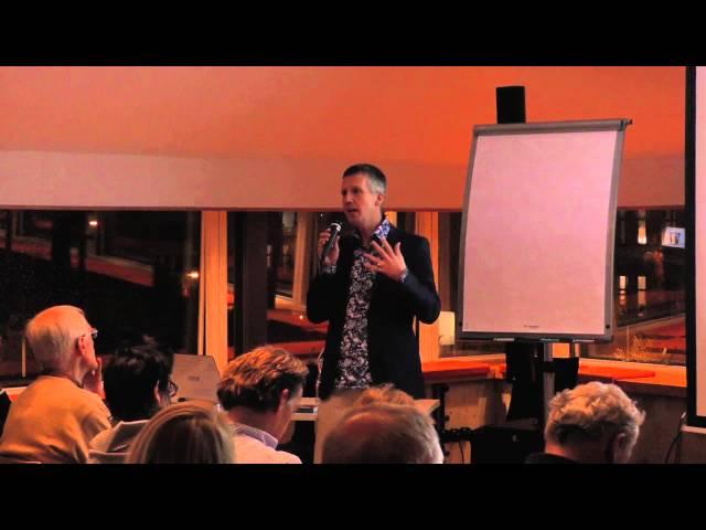 Marcus Schmieke beim Spirit Netzwerk: Einblick in die 5. Dimension, Berlin 15.10.2015