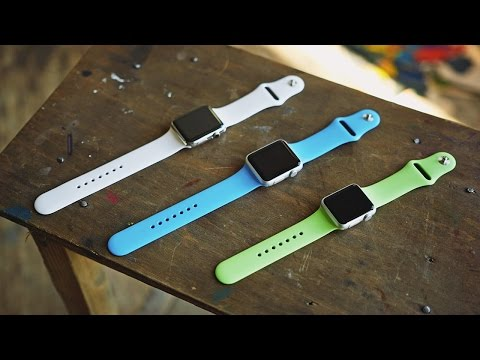 Второй обзор Apple Watch: watchOS 2.0