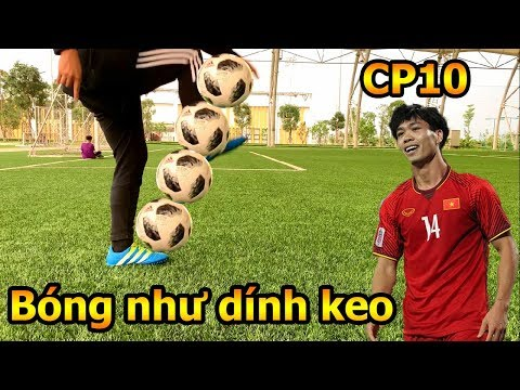 Đỗ Kim Phúc hướng dẫn kỹ thuật bóng đá ảo nhất của Nguyễn Công Phượng ĐT Việt Nam - Thời lượng: 4 phút, 10 giây.