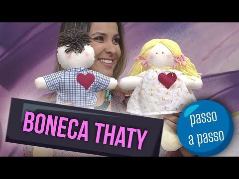 Boneca Thaty