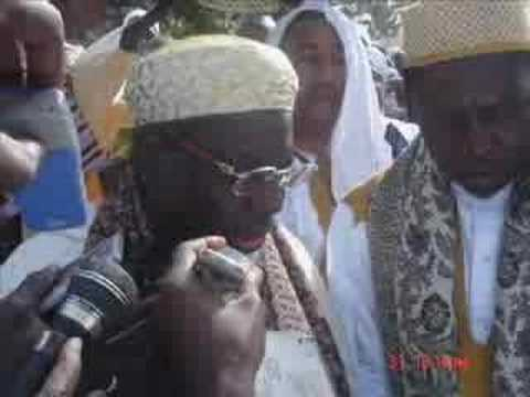 English Khutbah By Sheikh Hassan Cisse 1 Of 3