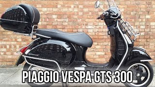 6. Piaggio Vespa GTS 300 Should You Buy