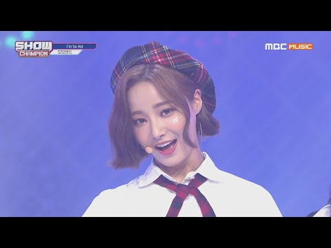 Show Champion EP.312 MOMOLAND - I'm So Hot