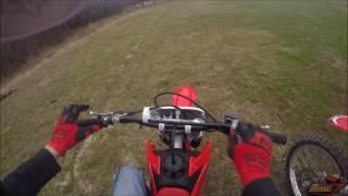4. First Time Riding A Honda Crf230!!