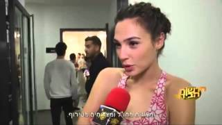 Nonton Gal Gadot Interview 2015 (Wonder Woman 2015 Fast Furious Israeli Hebrew) Film Subtitle Indonesia Streaming Movie Download