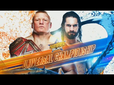 WWE SummerSlam 2019 Official and Full Match Card