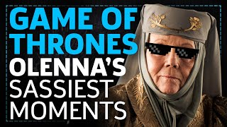 Video Game Of Thrones: Olenna Tyrell's Sassiest Moments MP3, 3GP, MP4, WEBM, AVI, FLV Agustus 2017