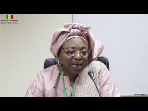 [VIDÉO] Entretien avec le Pr Ndèye Coumba TOURE KANE de l'Ecole Supérieur Polytechnique de Dakar