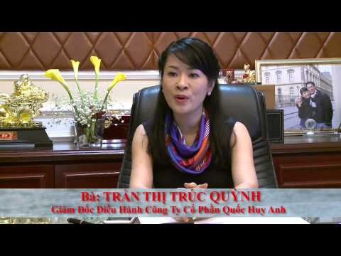 Công ty Quốc Huy Anh chúc xuân VTV3