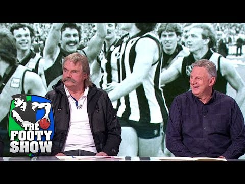 Ex-Tiger's Reminisce The 1980 Grand Final | AFL Footy Show 2017