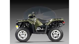 6. polaris sportsman 550