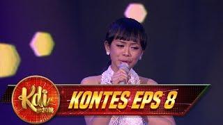 Dalam Banget Hayatan Amel Menyanyikan Lagu [MUARA KASIH BUNDA] 😢 - Kontes KDI Eps 8 (15/8)