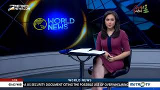 Video Berita bahasa Inggris metro tv MP3, 3GP, MP4, WEBM, AVI, FLV April 2019
