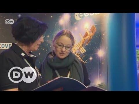 ESA: Starthilfe für Gründer im Bereich Raumfahrt und Satellitennavigation | DW Deutsch