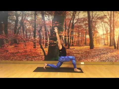 Online Yoga Program Day 1