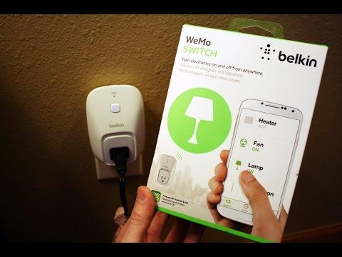 Belkin WeMo Switch Review