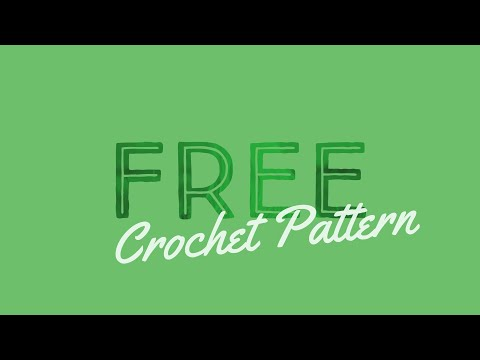 crochet hat with skull pattern