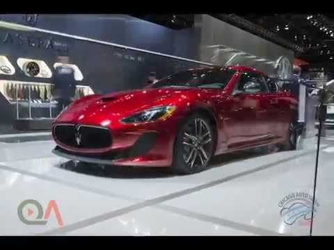The Chicago Auto Show is back!