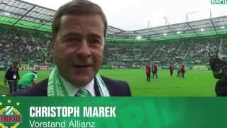 Stimmen und Emotionen: Rund um die Eröffnung des Allianz Stadions