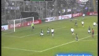 Colo Colo 2 Tanque Sisley 0 (Adn Radio Chile ) Copa Sudamericana 2013 (7/8/2013)
