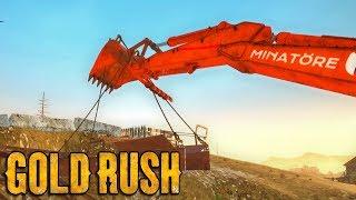 Video GOLD RUSH | Setting Up Tier 3 - Episode 8 MP3, 3GP, MP4, WEBM, AVI, FLV September 2019