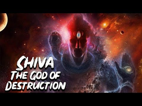 Shiva: The Hindu God Of Destruction - Mythology Dictionary - See U In History