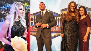Nonton 2018 Wwe Hall Of Fame Red Carpet Arrivals Photos Film Subtitle Indonesia Streaming Movie Download