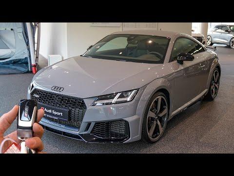 2020 Audi TT RS Coupé (400hp) S tronic - Sound & Visual Review!