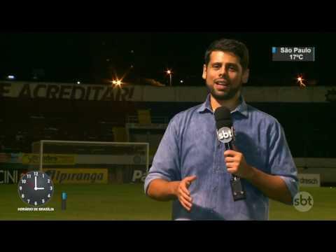 Novo Hamburgo bate o Inter e conquista o título do Gaúcho - SBT Notícias (08/05/17)