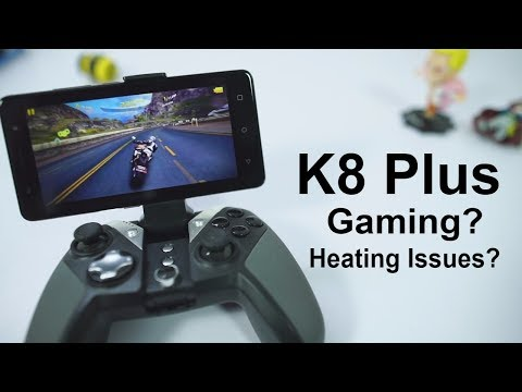 Lenovo K8 Plus Gaming Review and Heat Test