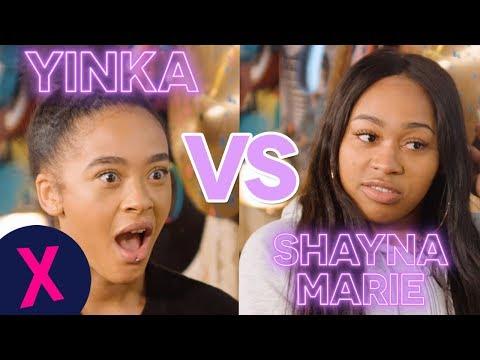 The Most Awkward Speed Dating Challenge Ever | Yinka VS Shayna | Capital XTRA