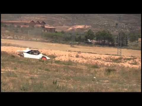 Campeonato Navarro Autocross 20/07/13 (1)