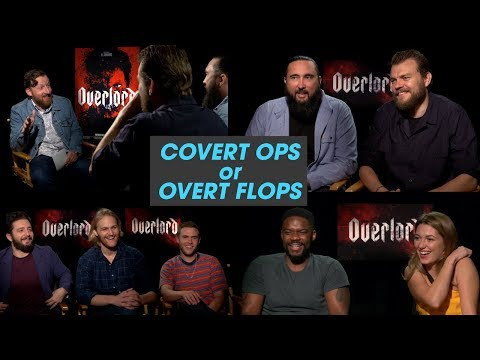 'Overlord' Cast Plays