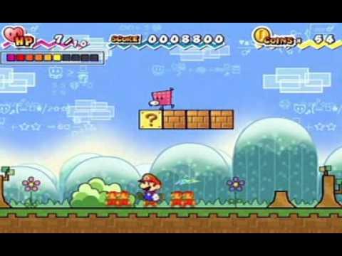 Paper Mario Wii