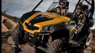 7. Brand New 2011 Can Am Commander 1000 X UTV Side by Side At RideNow Peoria