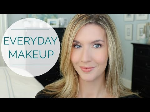 Natural Everyday Makeup Tutorial | Over 40 Beauty
