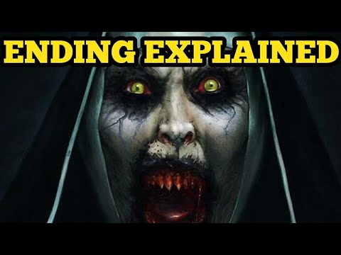 Anabelle Creation Post Credit Scene Explained